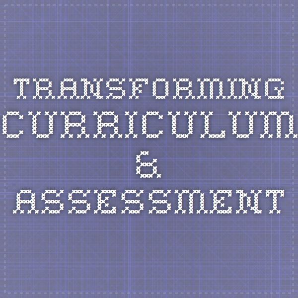 Transforming Curriculum & Assessment - the Big Ideas of the new BC Curriculum