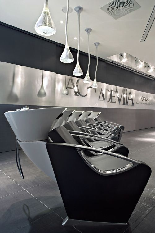 Accademia lor al milan italy salone manufacturer for Salon furniture manufacturers