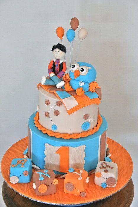 Giggle & Hoot Cake