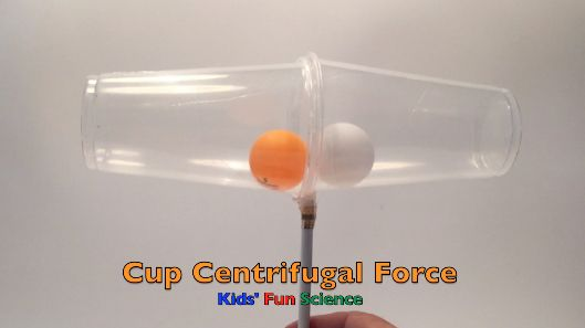 May the CENTRIFUGAL force be with you!