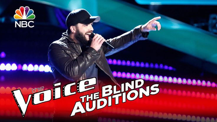 "The Voice 2016 Blind Audition - Josh Gallagher: ""Stay a Little Longer"""