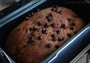 Brioche de chocolate {con panificadora}   Cocina