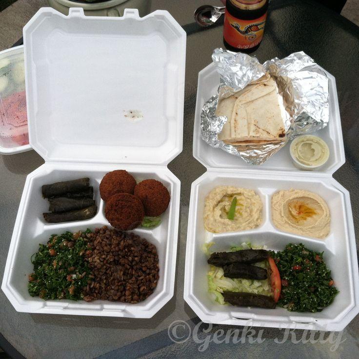 Elia's Mediterranean Cuisine Vegan Review