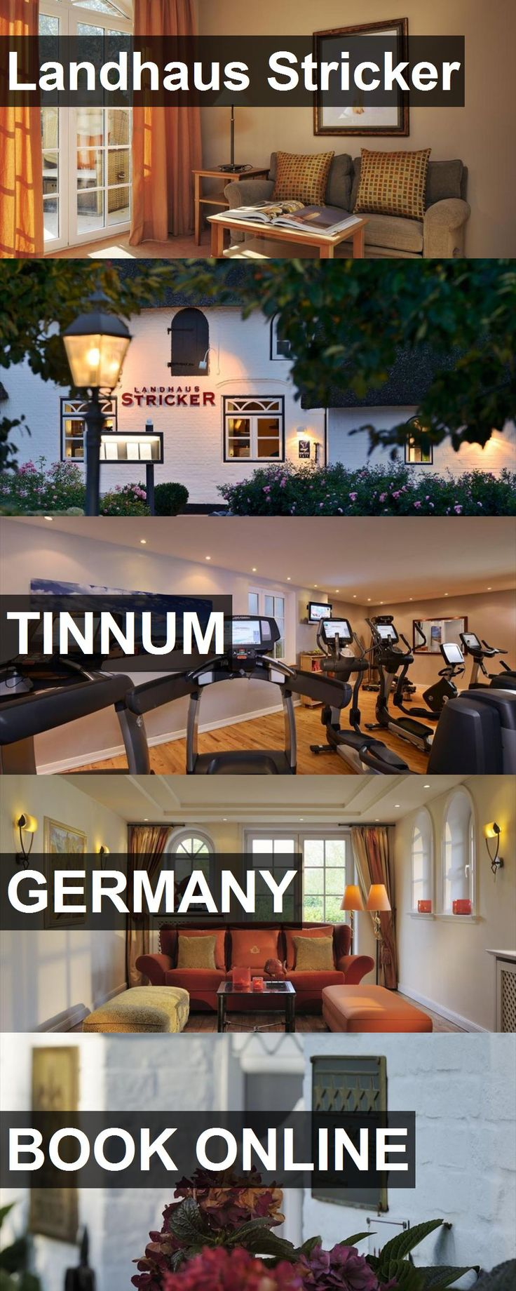 Hotel Landhaus Stricker in Tinnum, Germany. For more information, photos, reviews and best prices please follow the link. #Germany #Tinnum #travel #vacation #hotel