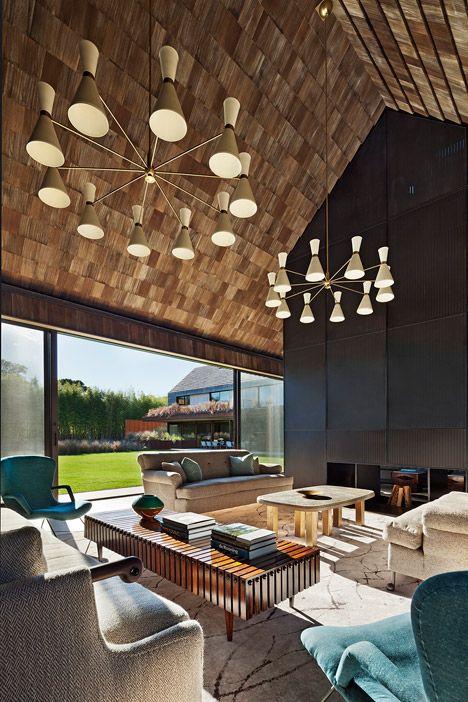Best Alaskan Yellow Cedar Shingles On Ceiling Modern Windows 400 x 300