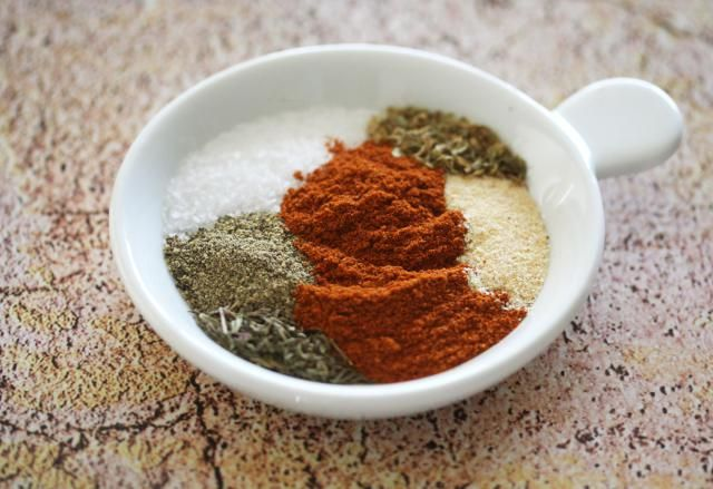 How to Make Blackened Seasoning Blend for Chicken or Fish: Blackened Seasoning Blend