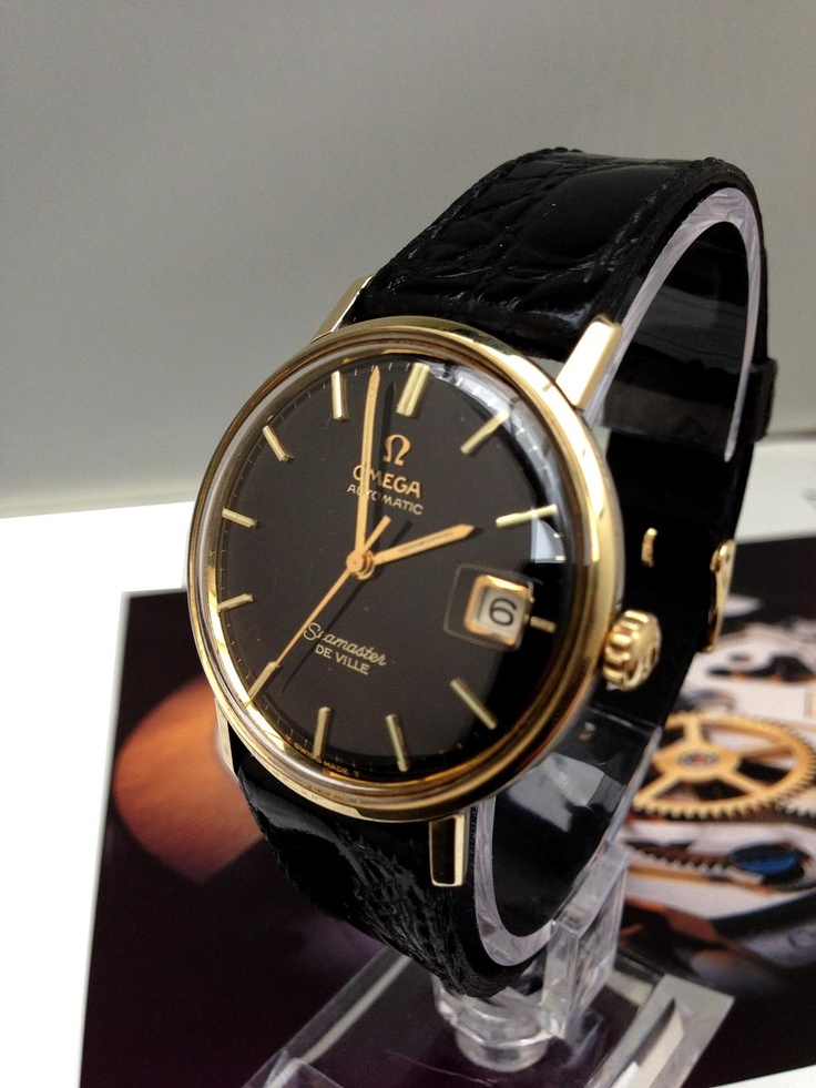 Omega Automatic Seamaster De Ville #watches