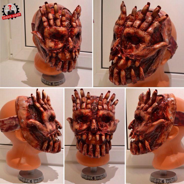 Mask mushroomhead workshop cosplay маска mushroomheads mushroomheadmask