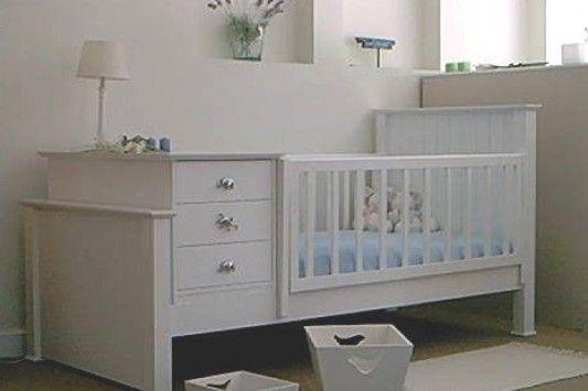 El Corral Muebles | Cuna Funcional Belen 1- Bebes - Cunas funcionales