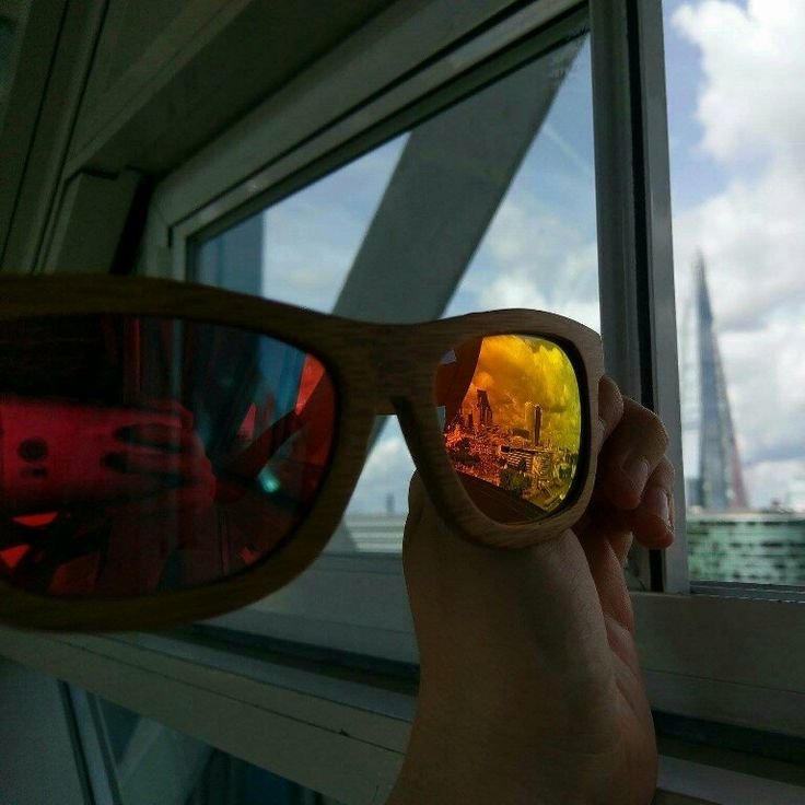 Travel more! With your bamboo sunglasses. 😎💚🌱