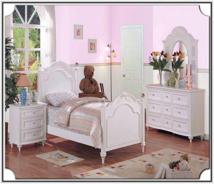 Kids White Bedroom Furniture Sale
