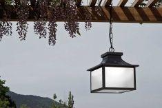 Lampione di soffitto : collezione DOMUS