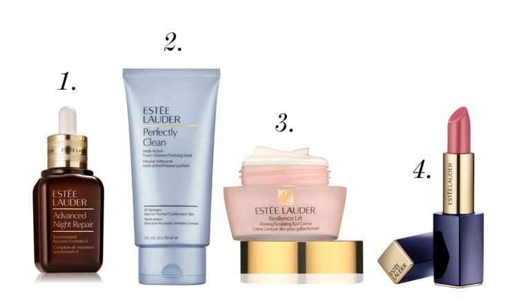 TREAT YOUR SKIN WITH ESTEE LAUDER!