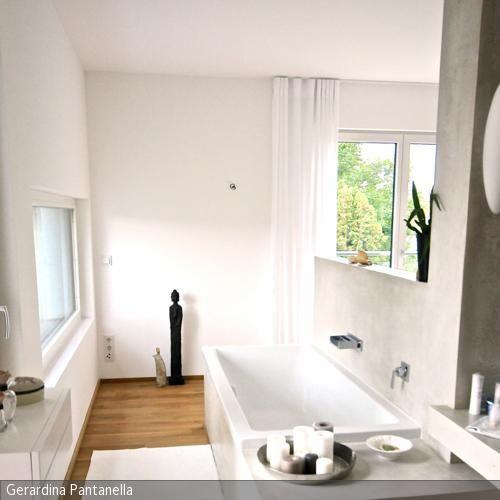 8 besten Badewannen Bilder auf Pinterest Badewannen, Badezimmer - schlafzimmer mit badezimmer