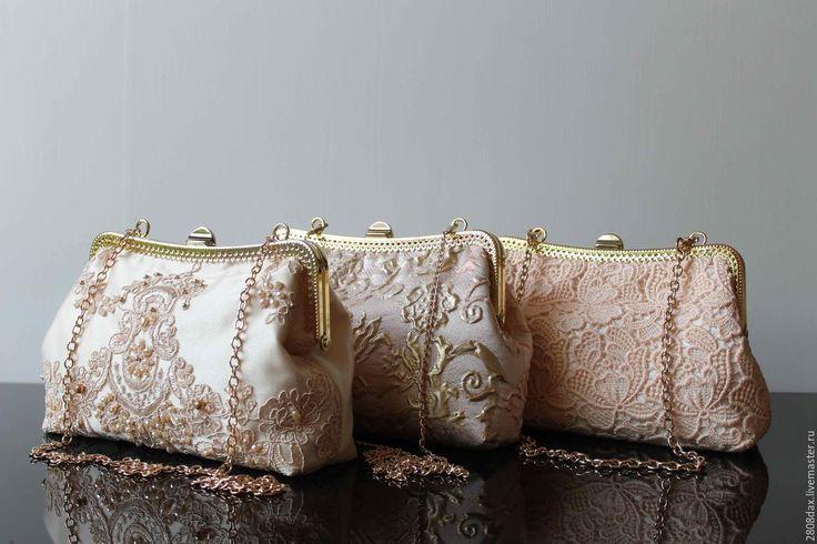 Купить Вечерняя сумочка, свадебная сумочка, сумочка для невесты, сумочка…