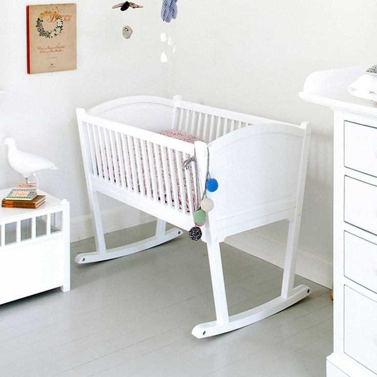Oliver Furniture Kinderwiege aus der Seaside Collection