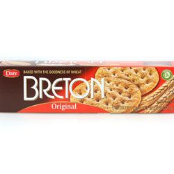 12/8oz Breton Crackers