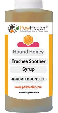 Hound Honey: Trachea Soother Syrup - Natural Remedies for Dog's Cough - Save Up to $20 - Buy More Save More * See this great product.