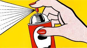 Roy Lichtenstein (født 27. oktober 1923 i New York, død 29. september 1997) var en amerikansk pop-kunstner.