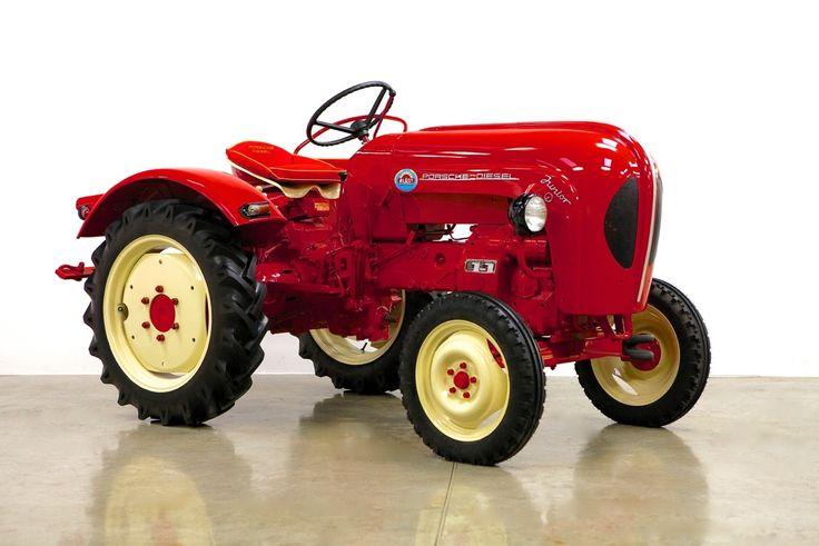 1963 Porsche Tractor - Diesel Junior 109 | Classic Driver Market