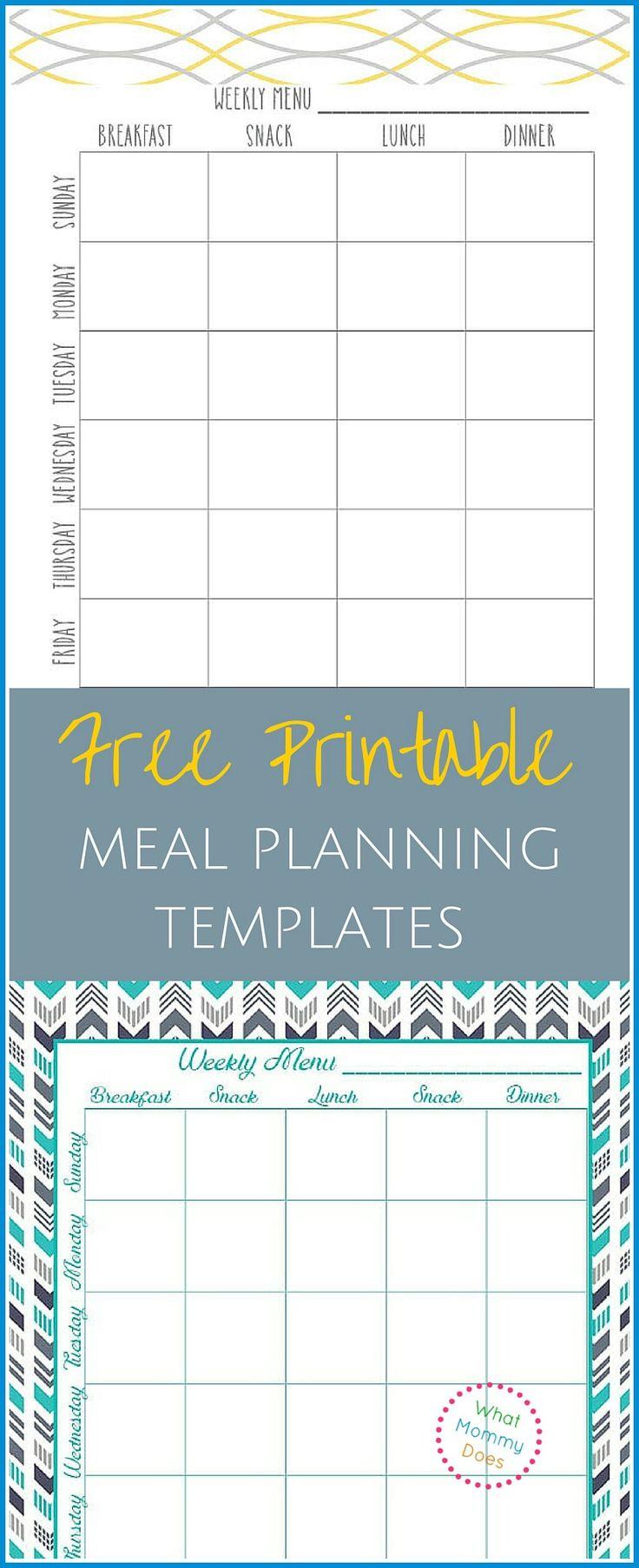 weekly diet planner template kays makehauk co