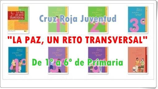 """""""La Paz, un reto transversal"""" (Educación Primaria)"""