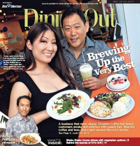 A Sea of Exciting Eats | Oceanarium Restaurant article in Star Advertiser!