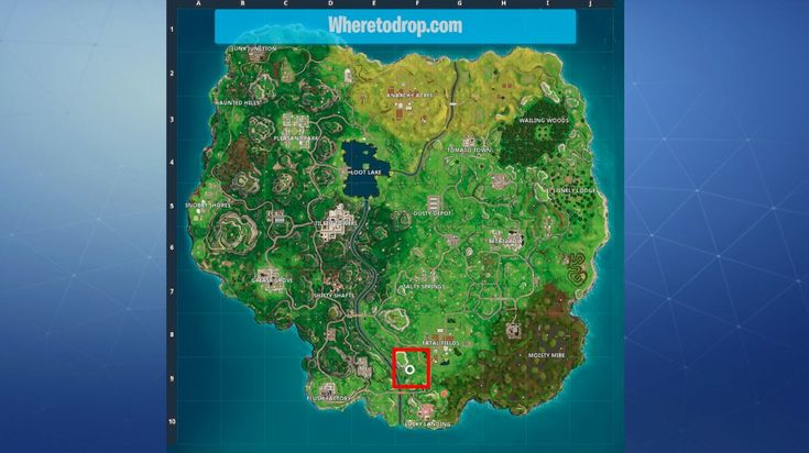 How To Randomly Choose A Drop Point For Fortnite And PUBG