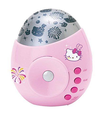 Hello Kitty Musical Star Ceiling Projector