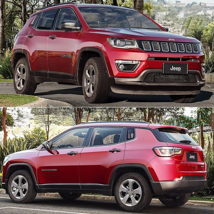 Jeep Compass 2017 SUV vai bem nas vendas O irmão maior do