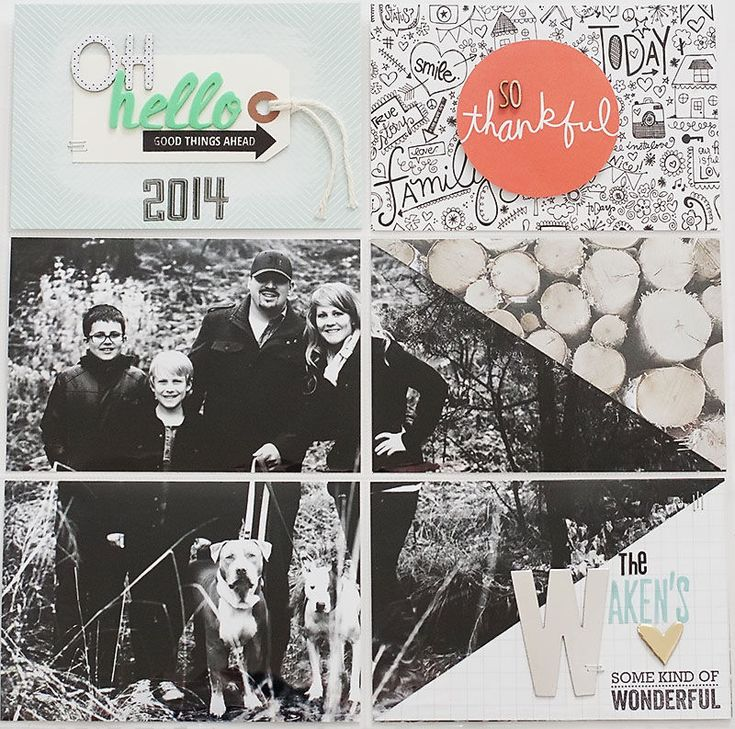 2014 Title Page by AllisonWaken at @Studio_Calico