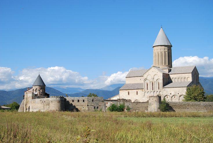Klasztor w Alaverdi #gruzja #georgia #bezdroza
