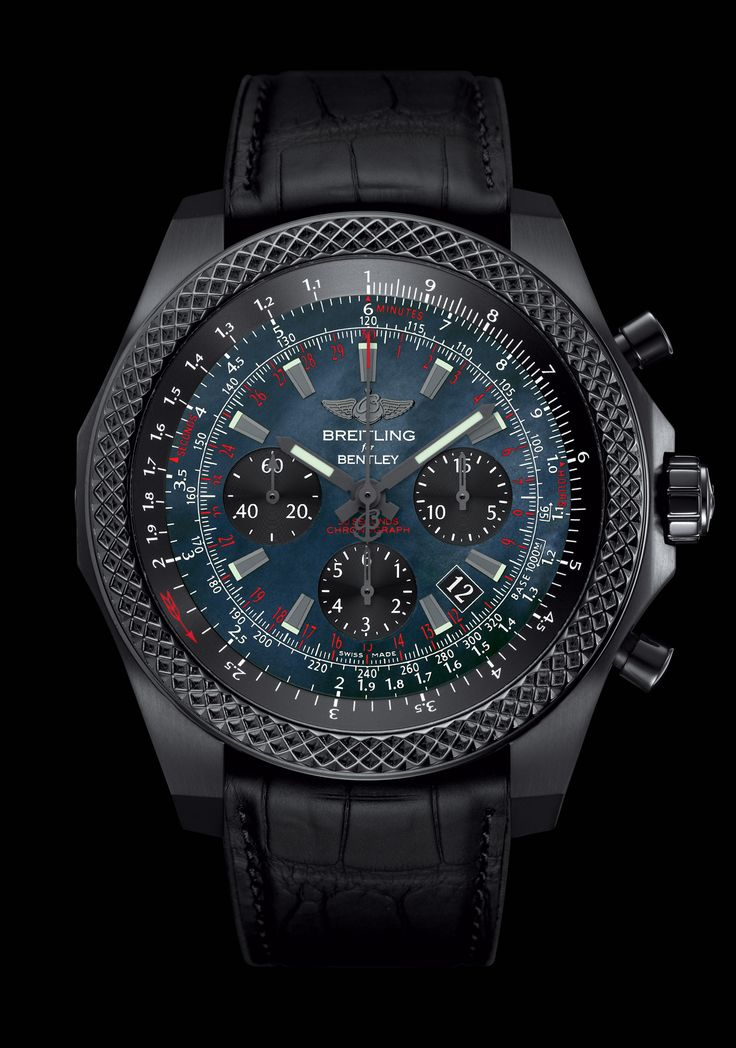 Bentley B06 Midnight Carbon - Breitling for Bentley