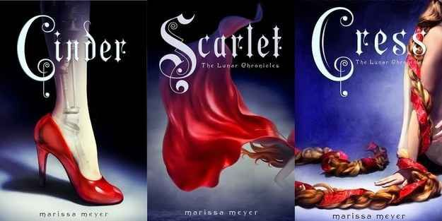 "The Lunar Chronicles , Marissa Meyer | 15 Book Series To Read If You Enjoyed ""The Hunger Games"""