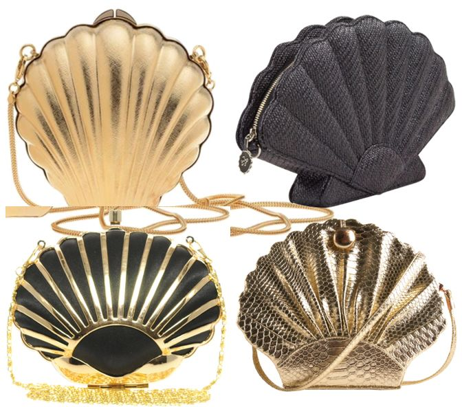 Seeing a seashell trend brewing... wonder if it has anything to do with the stars & planets? #astrology