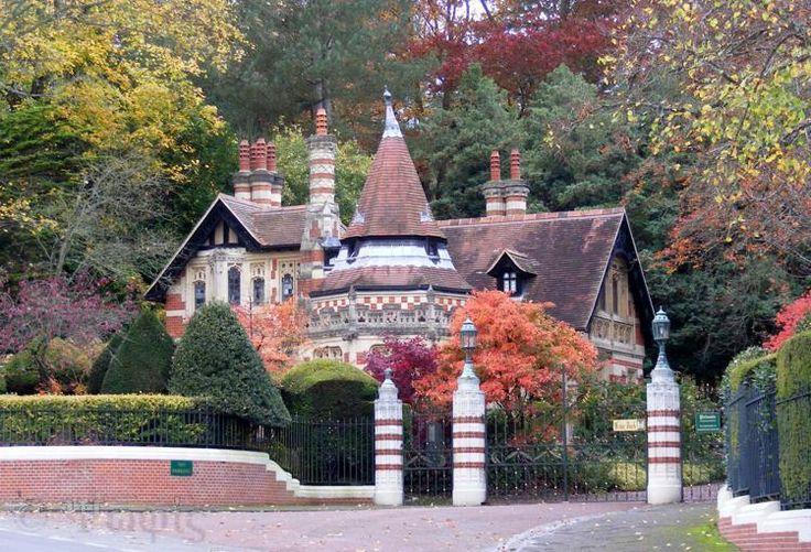 friar park oxfordshire uk - Google Search  Gatehouse