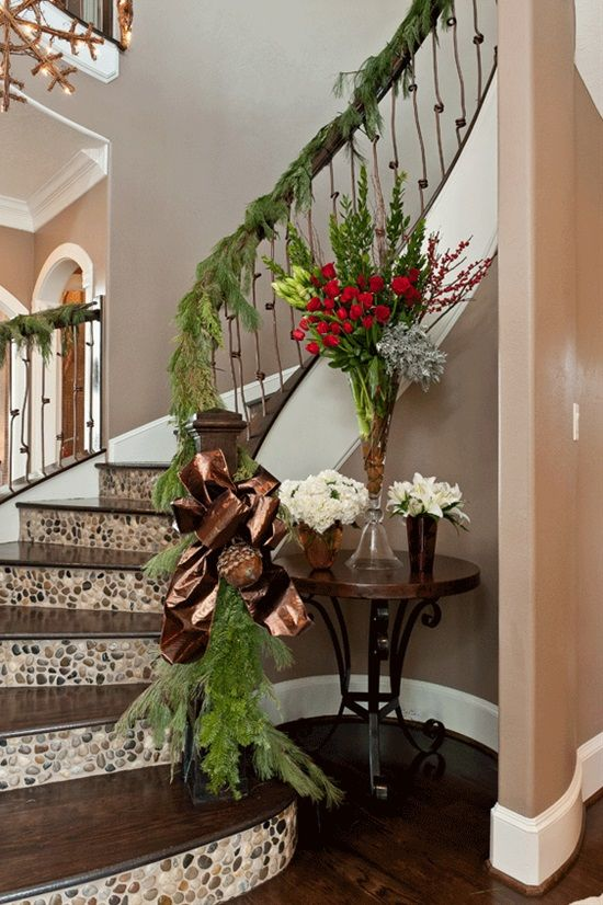 15 Creative Ideas To Decorate Your Stair Risers | Postris