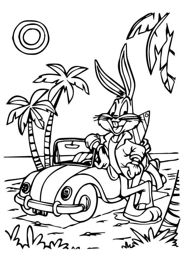 17 Best Images About Coloring Looney Tunes On Pinterest Momjunction Coloring Pages