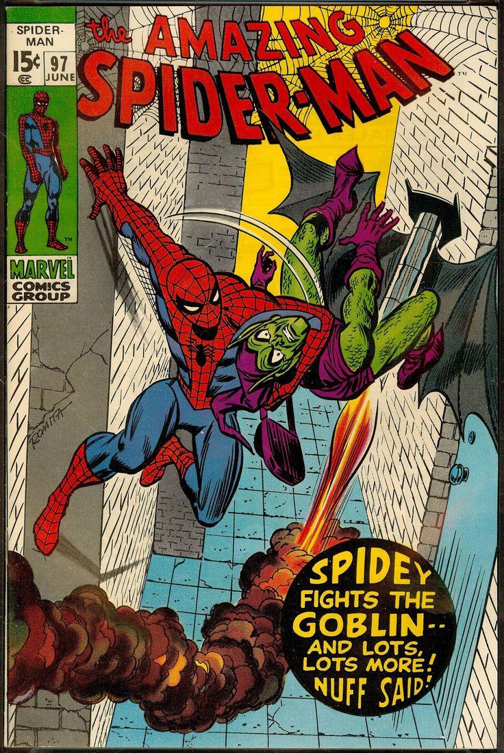 1583 best comic book art images on pinterest comics cartoon art the amazing spider man 97 fandeluxe Gallery