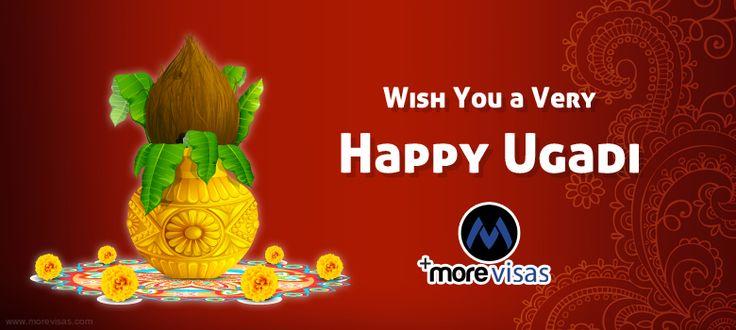 Wish You All #Happy #ugadi... #morevisas