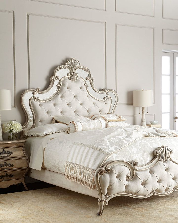 Look Effortlessly Glam With This Hooker Furniture Hadleigh Bedroom Furniture .