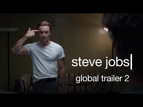 Steve Jobs (2015) - Global Trailer 2 (HD) Universal Pictures - YouTube