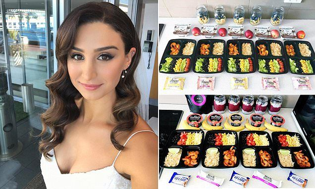 Woman shares her top tips for how you can meal prep like a pro in 2018