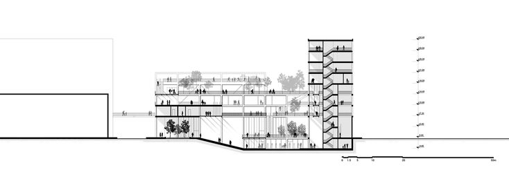 Ping Complex Plan Elevation Section : Best images about plan section elevation on pinterest