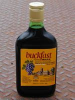 "Buckfast is made in Devon, England at Buckfast Abbey by Benedictine monks.  True to its name, Buckfast Tonic Wine will get you ""bucked up"" real fast.  Buckfast was thick, with a strong taste of molasses.  There was also a hint of some type of herb reminiscent of oregano, and a soapy aftertaste."