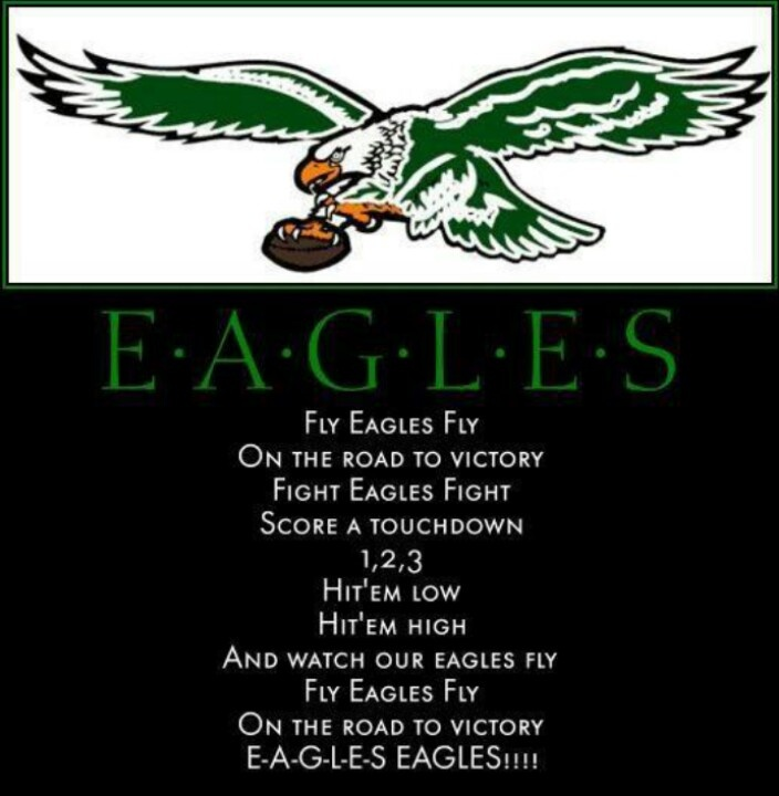 Eagles fight song ♥