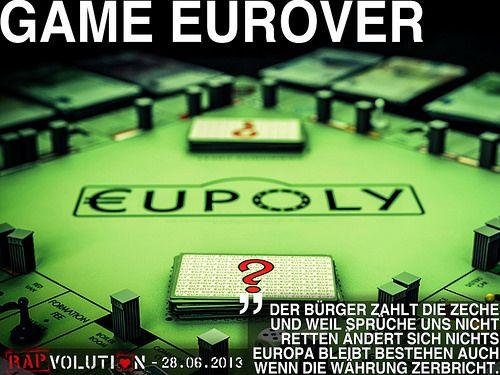 Rapvolution 09 - Game Eurover | von Kilez More