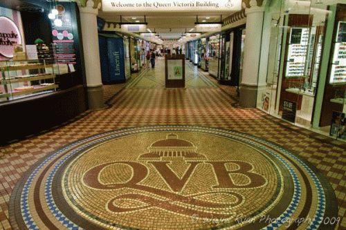 Sydney QVB Building
