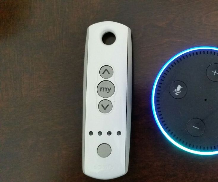 How to connect your somfy remote to alexa with an esp8266 for Remote control blind motor