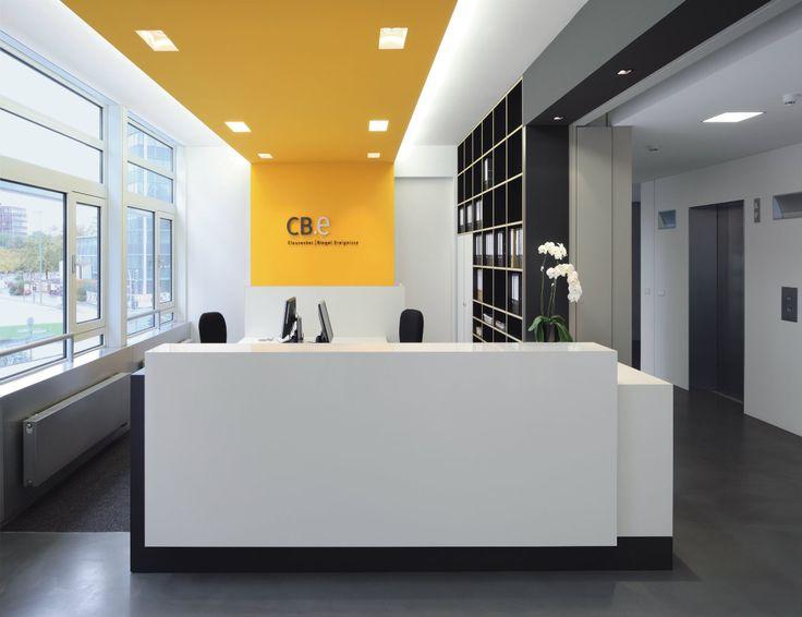DLW Linoleum Referenzen  Elegant kombiniert DLW